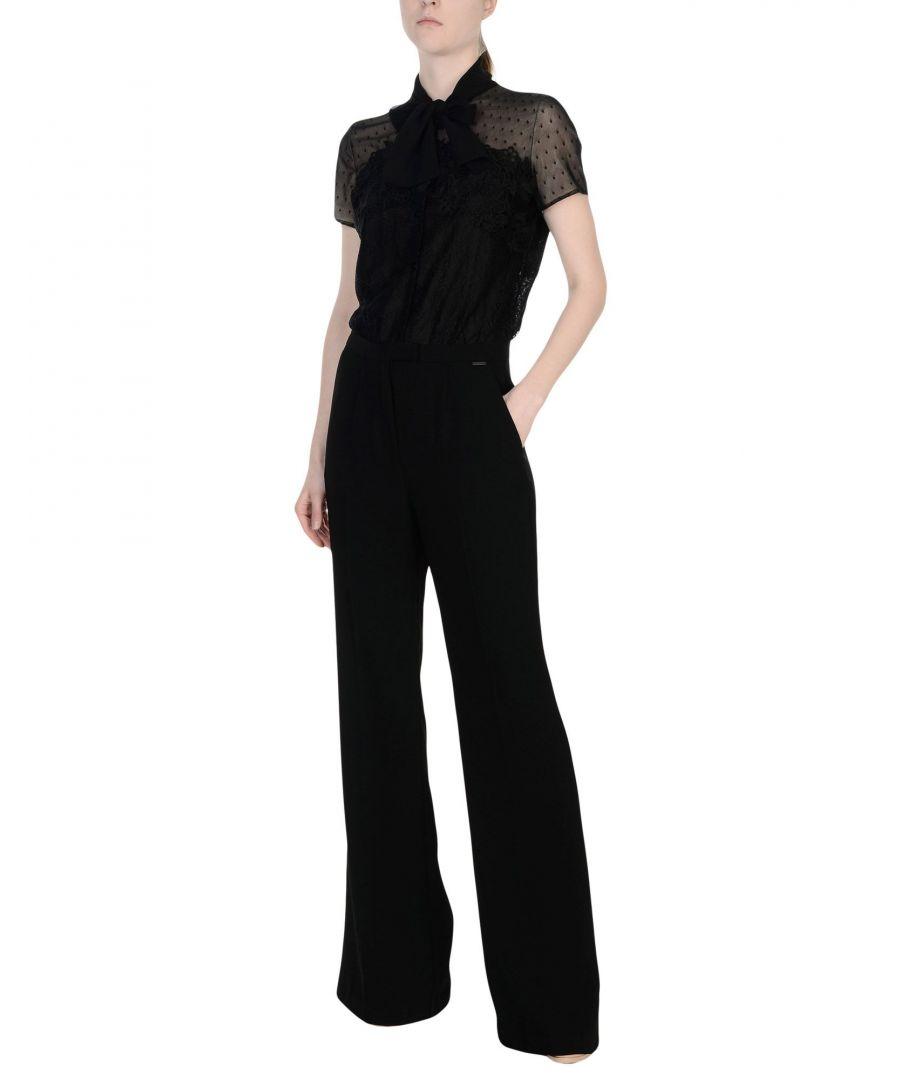 Image for Nenette Black Lace Jumpsuit
