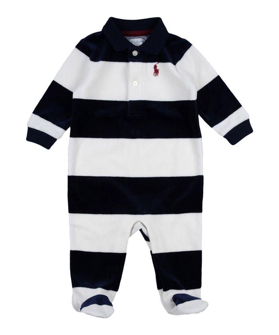 Image for BODYSUITS & SETS Boy Ralph Lauren Dark blue Cotton