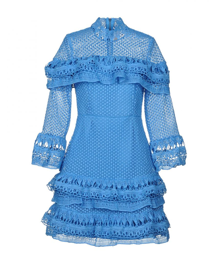 Image for Y.A.S. Sport Azure Lace Frill Dress