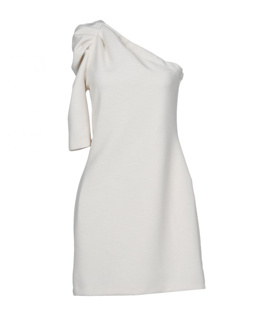 Image for Kaos Ivory One Shoulder Dress
