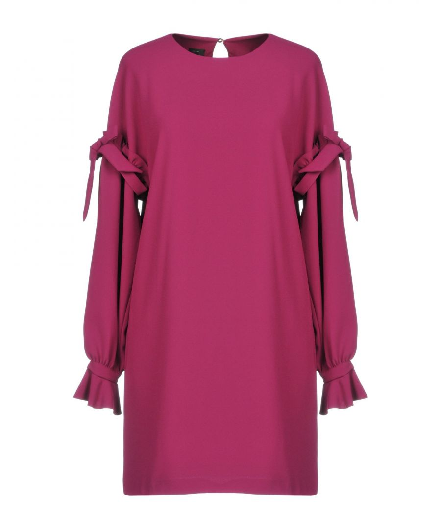 Image for Pinko Mauve Long Sleeve Dress