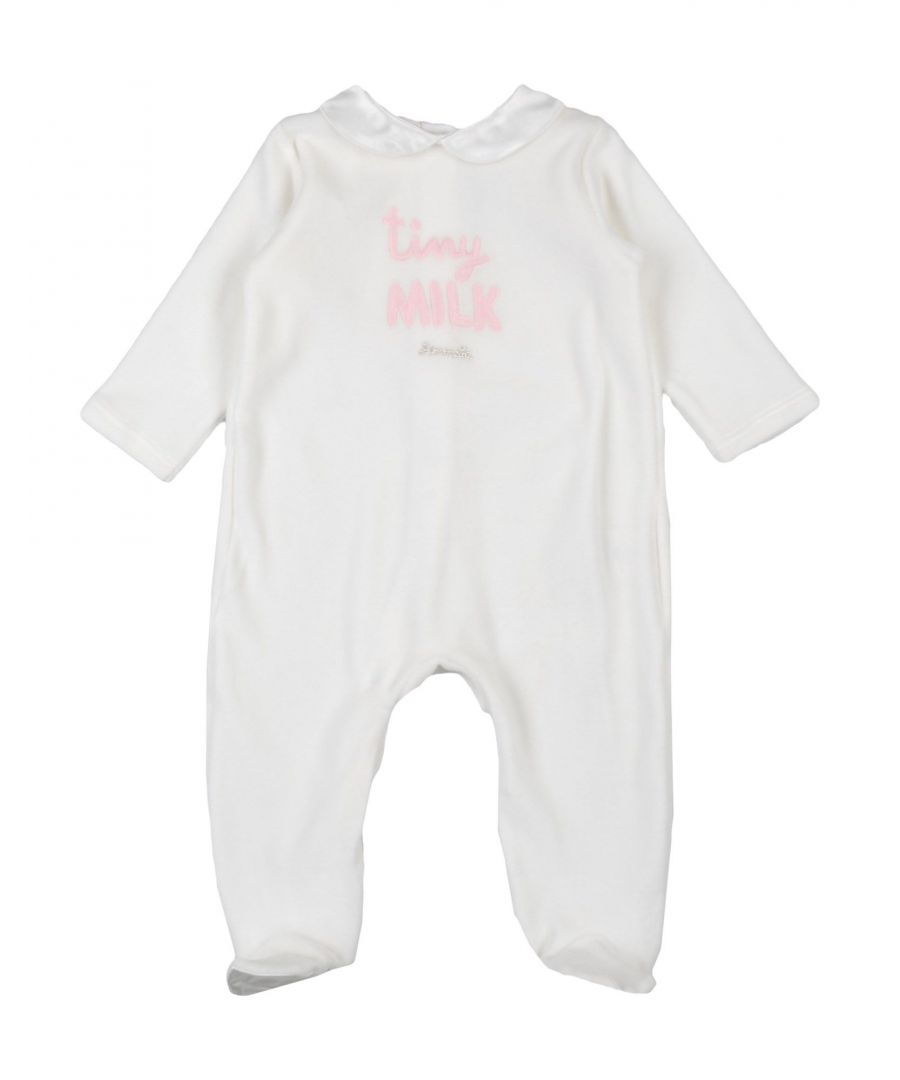 Image for BODYSUITS & SETS Girl Simonetta Tiny Ivory Cotton