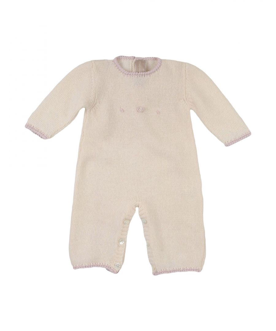 Image for BODYSUITS & SETS Girl La Stupenderia Ivory Virgin Wool