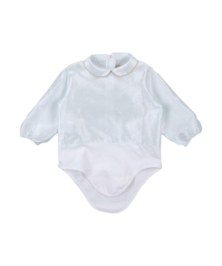 Image for BODYSUITS & SETS Boy La Stupenderia Sky blue Cotton
