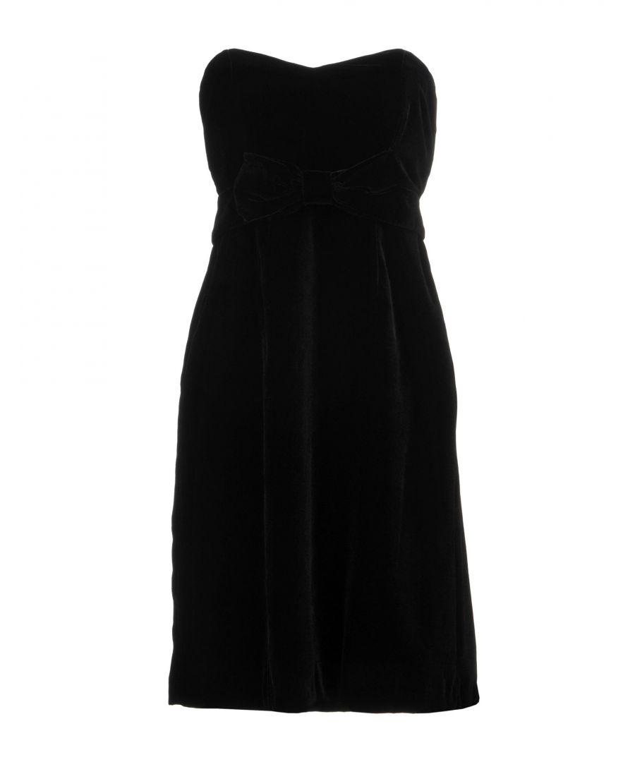 Image for Anna Rachele Black Label Black Short Dress