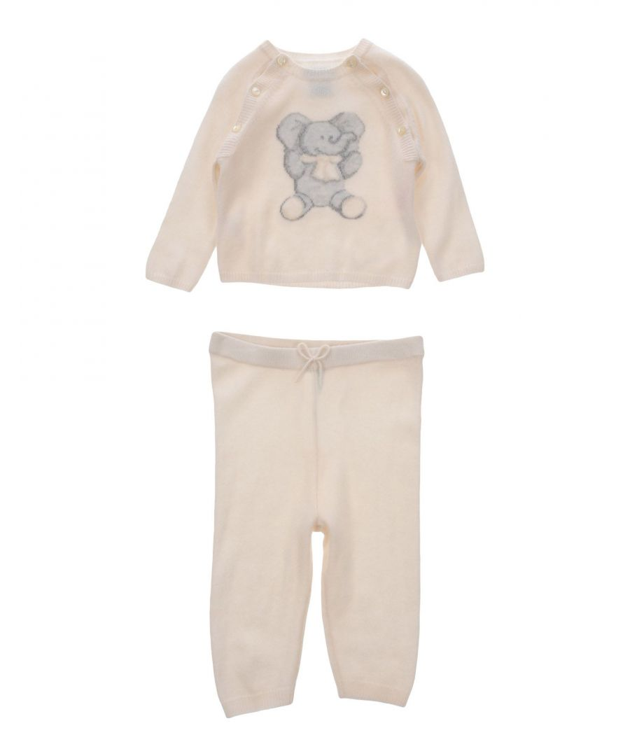 Image for BODYSUITS & SETS Boy Ralph Lauren Ivory Cashmere