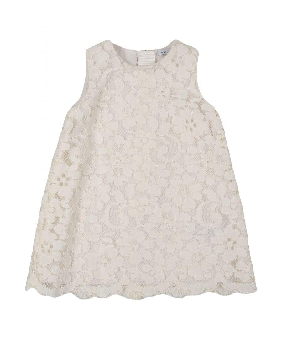Image for BODYSUITS & SETS Girl Dolce & Gabbana Ivory Cotton