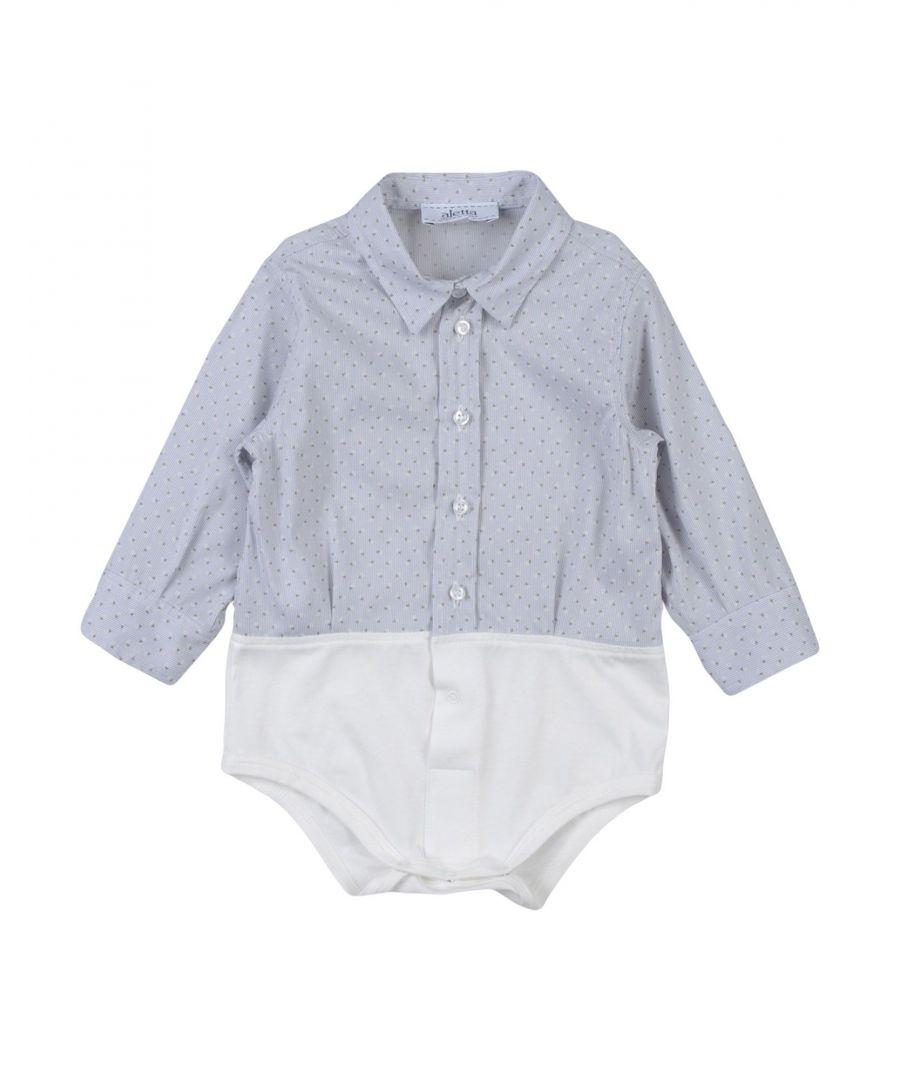 Image for BODYSUITS & SETS Boy Aletta Light grey Cotton