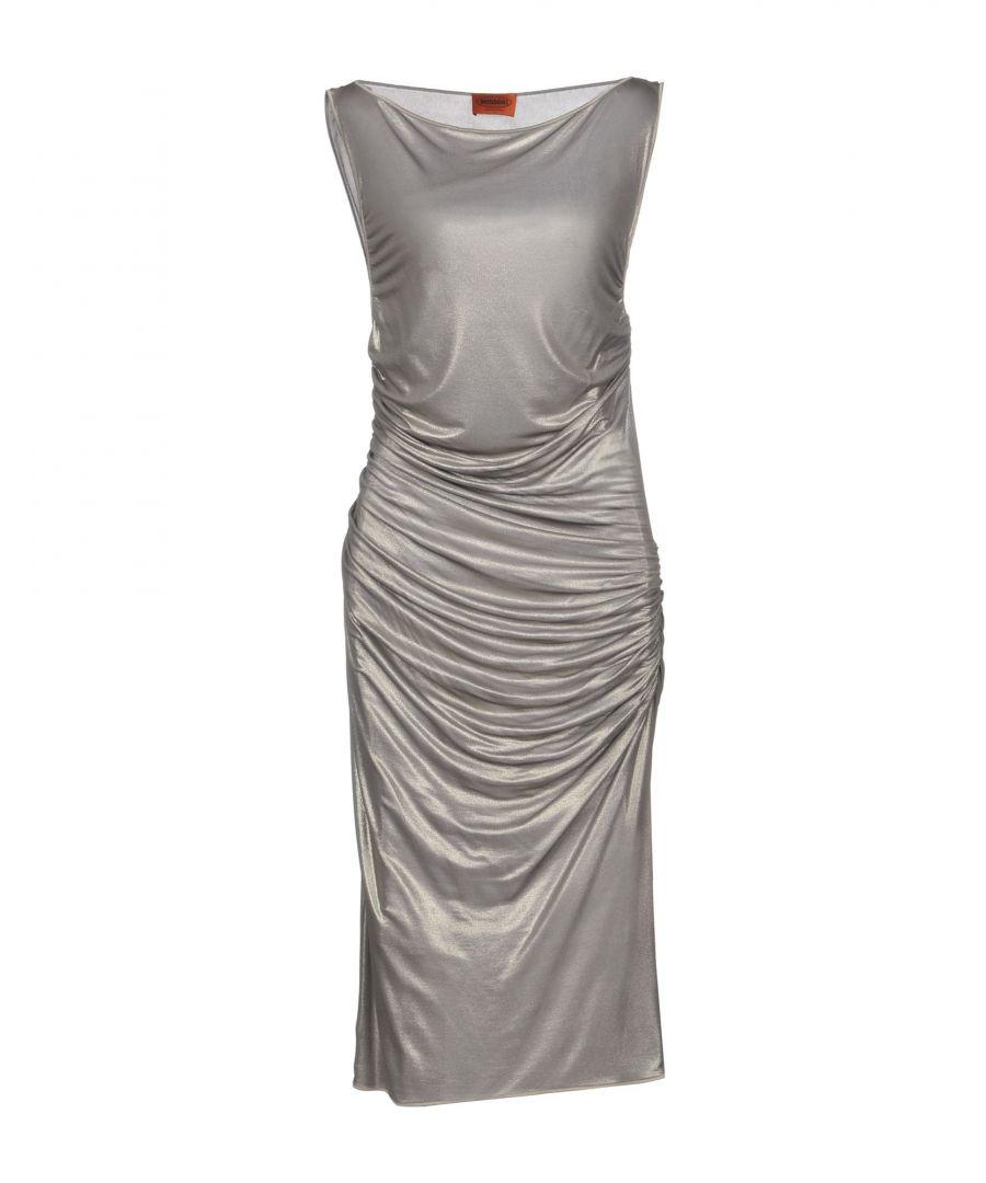 Image for Missoni Lead Jersey Draped Sleeveless Dress