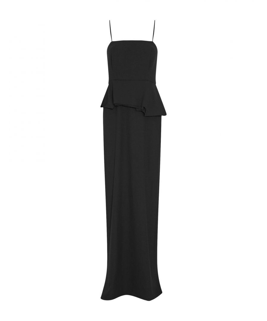 Image for Chalayan Black Polyester Long Dress