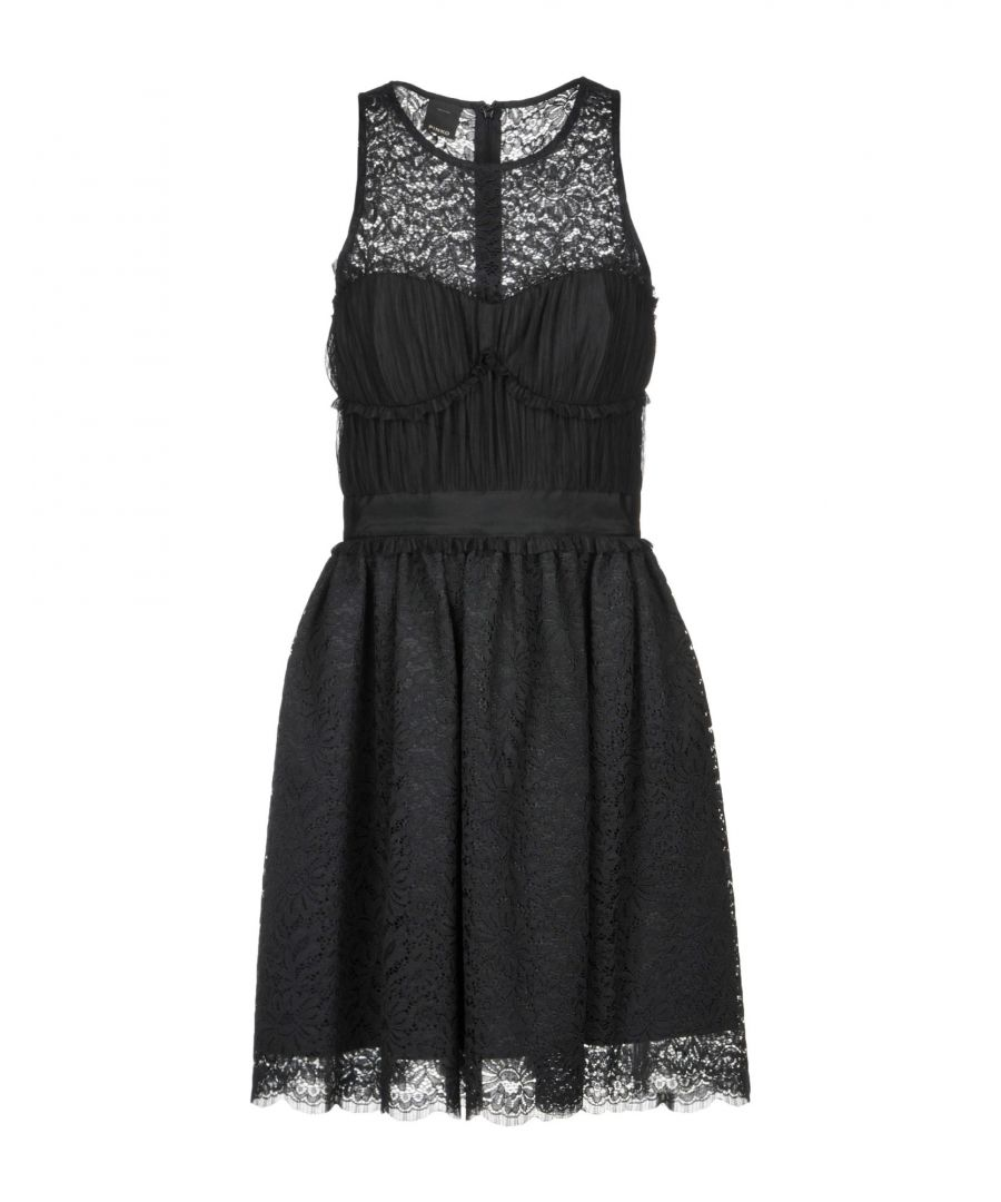 Image for Pinko Black Short Dress