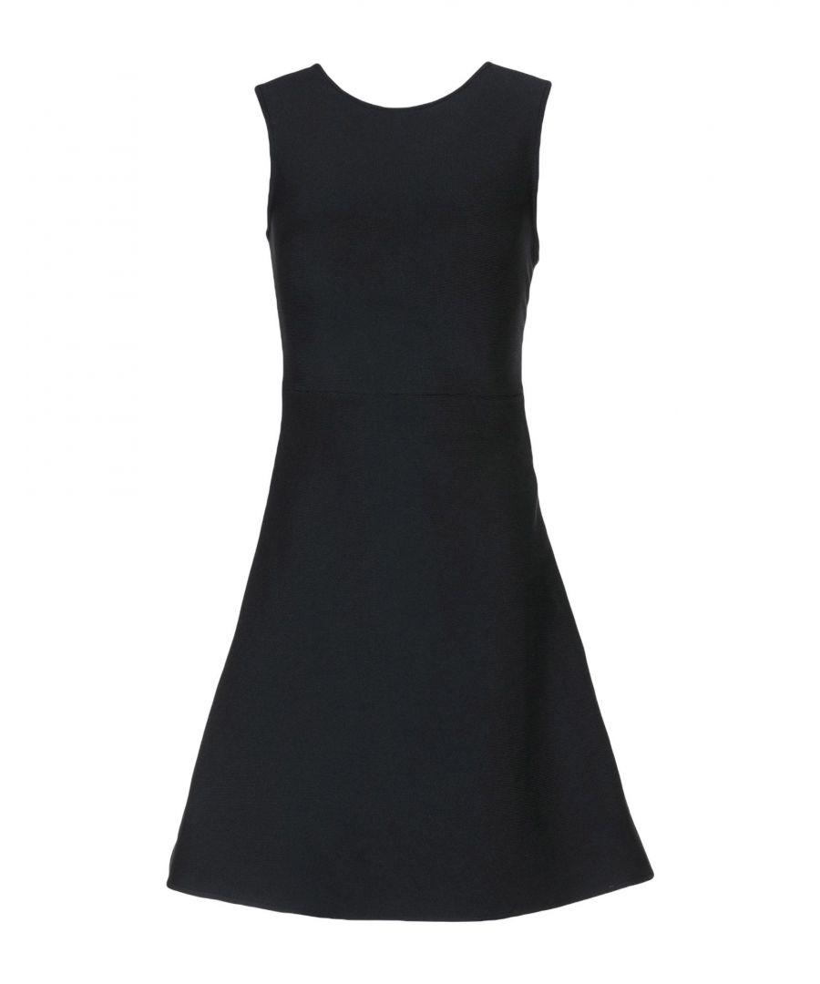 Image for Odi Et Amo Black Sleeveless Dress