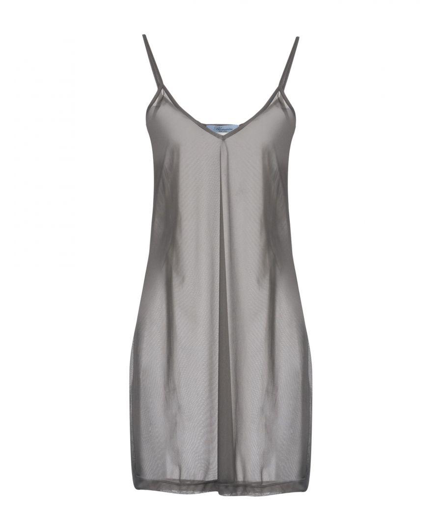 Image for Blumarine Lead Jersey Slip Dress