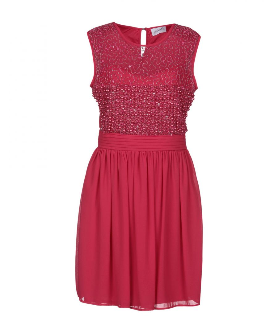 Image for Dress Women's La Kore Fuchsia Polyester