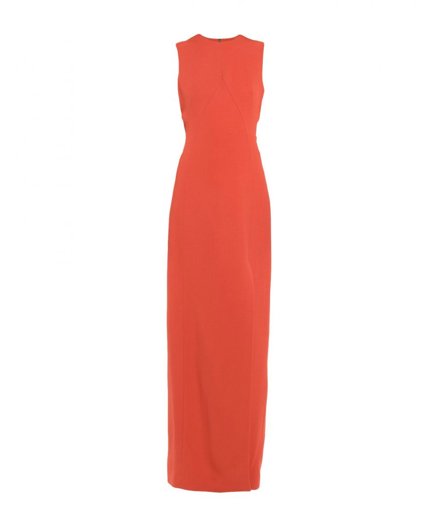 Image for Jason Wu Rust Full Length Dress