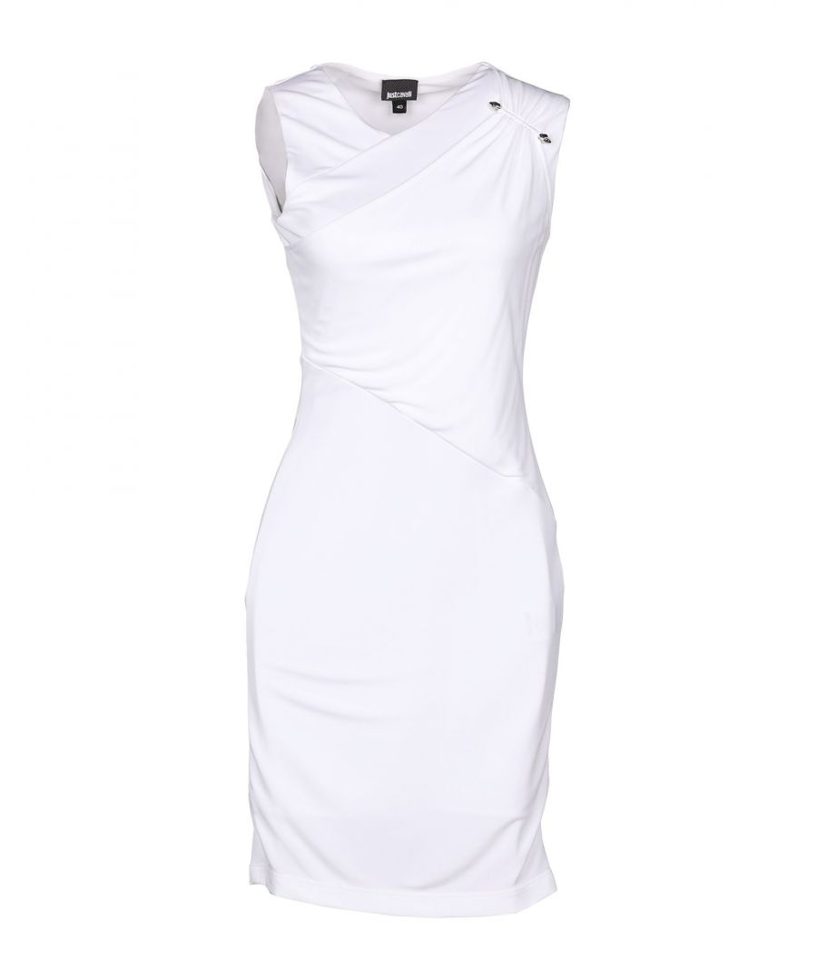 Image for Just Cavalli White Short Dress