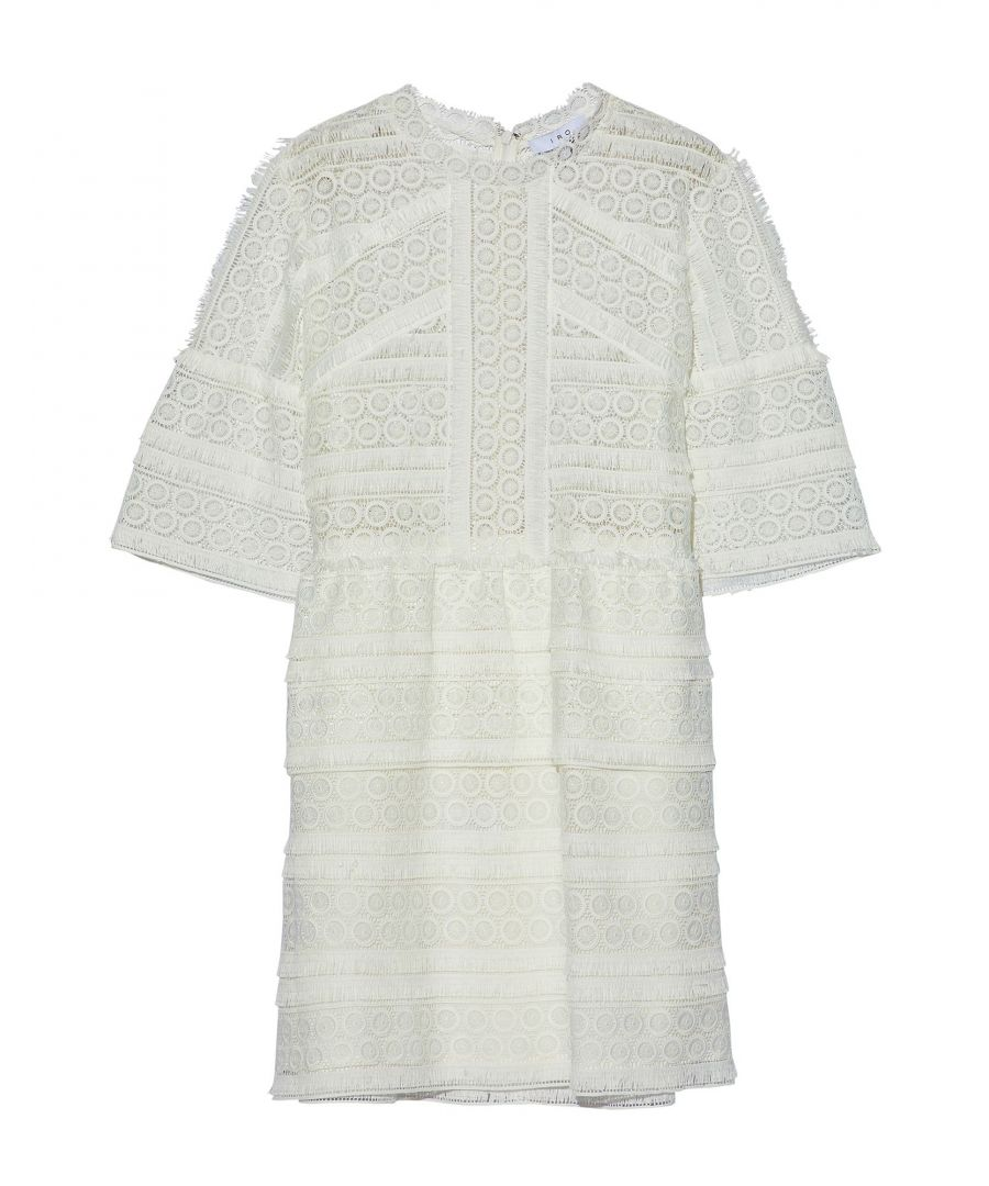Image for Iro White Lace Dress