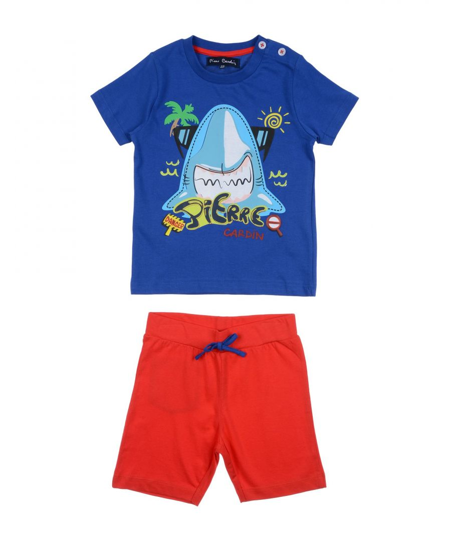 Image for Pierre Cardin Boy Sets Blue Cotton