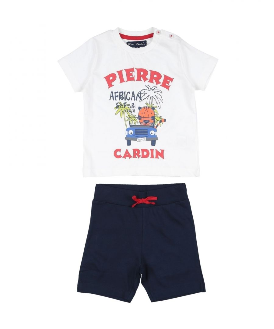 Image for Pierre Cardin Boy Sets White Cotton