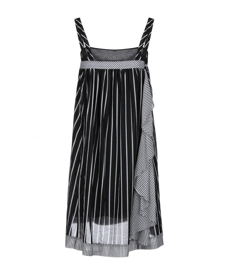 Image for Twinset Black Cotton Dress