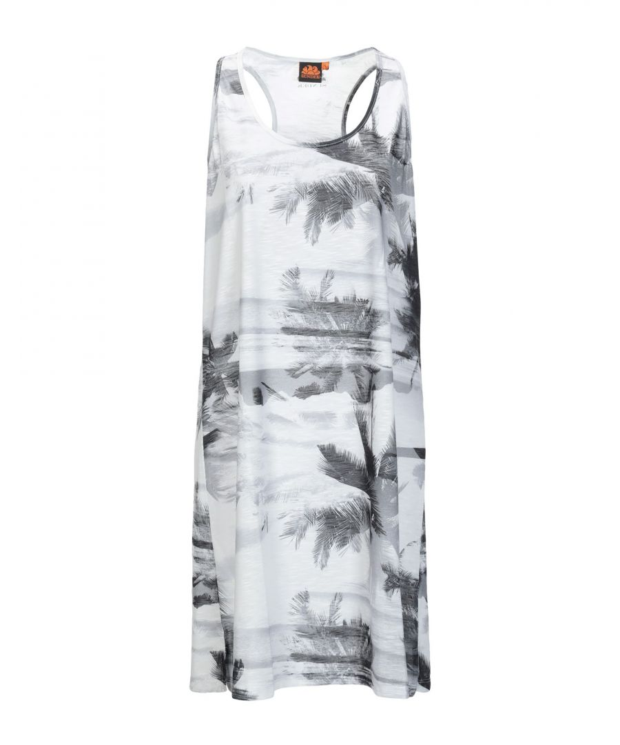 Image for DRESSES Sundek Light grey Woman Polyester