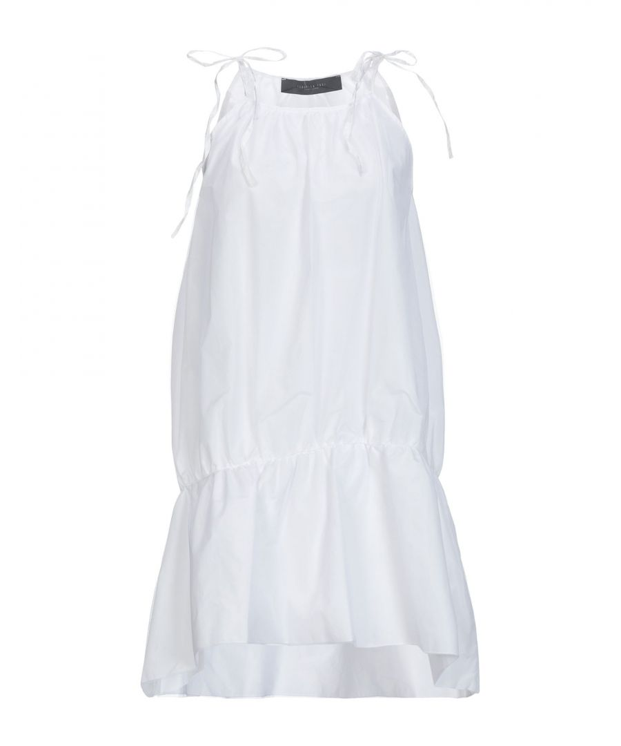 Image for Federica Tosi White Short Dress