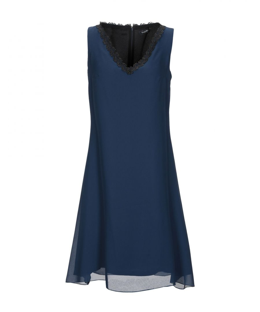 Image for DRESSES Byblos Dark blue Woman Polyester