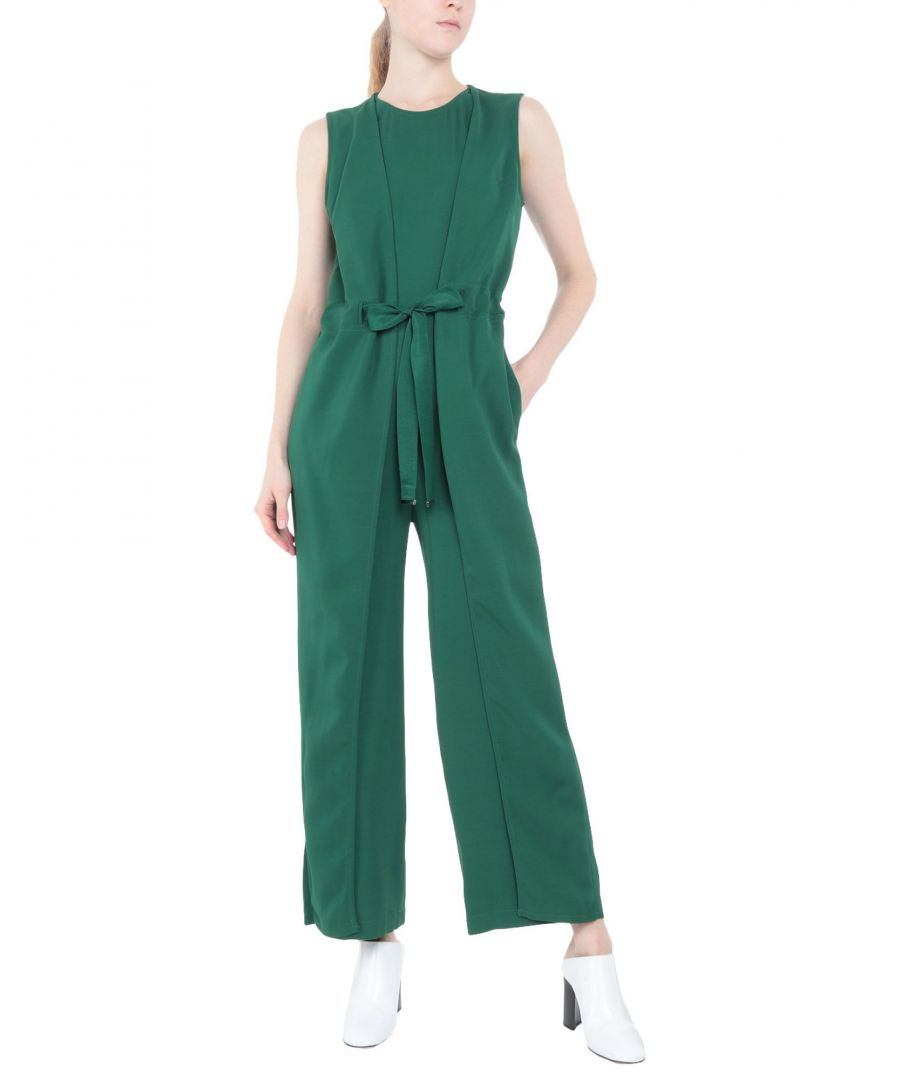 Image for Libertine-Libertine Green Belted Jumpsuit