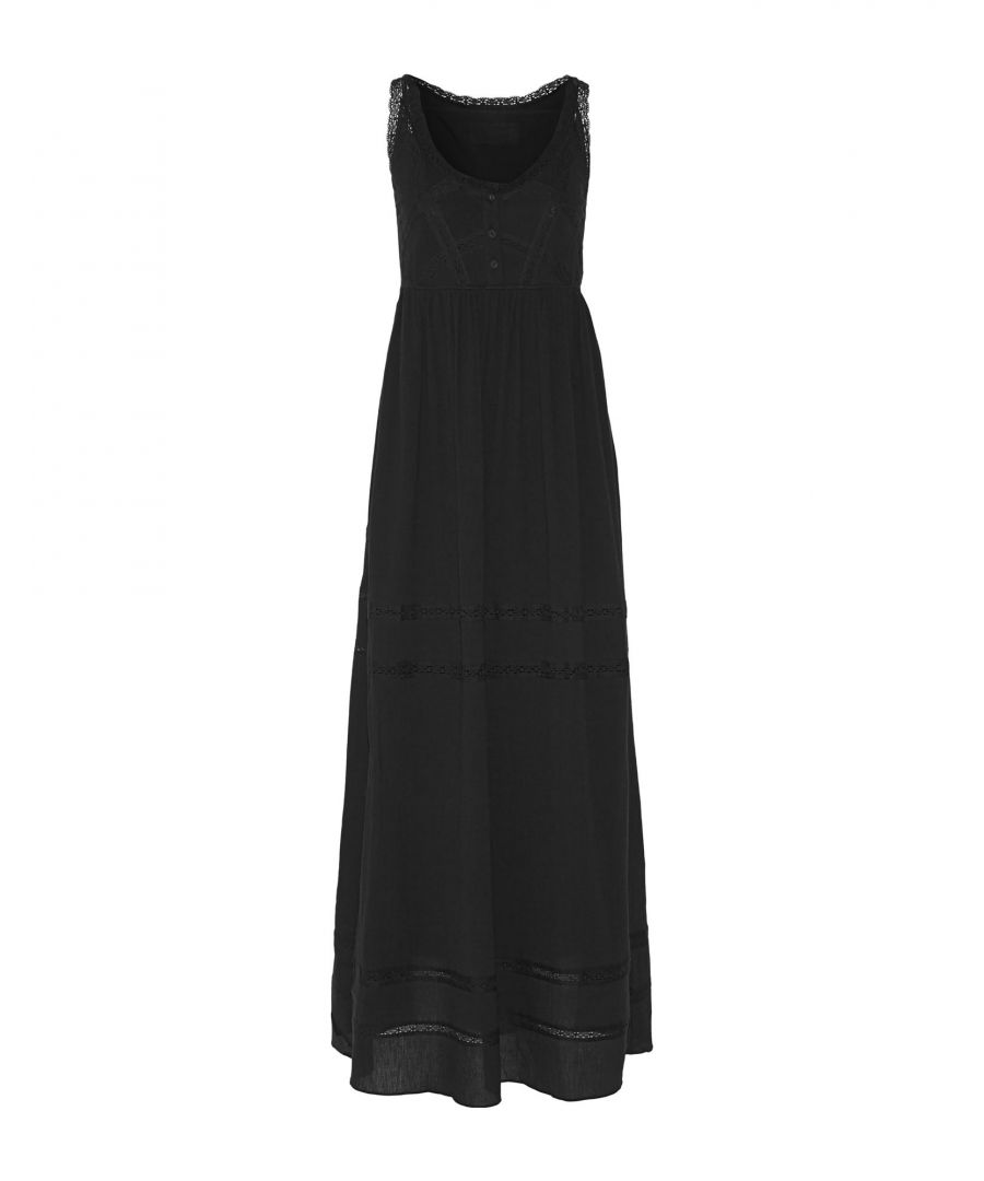 Image for DRESSES Current/Elliott Black Woman Cotton