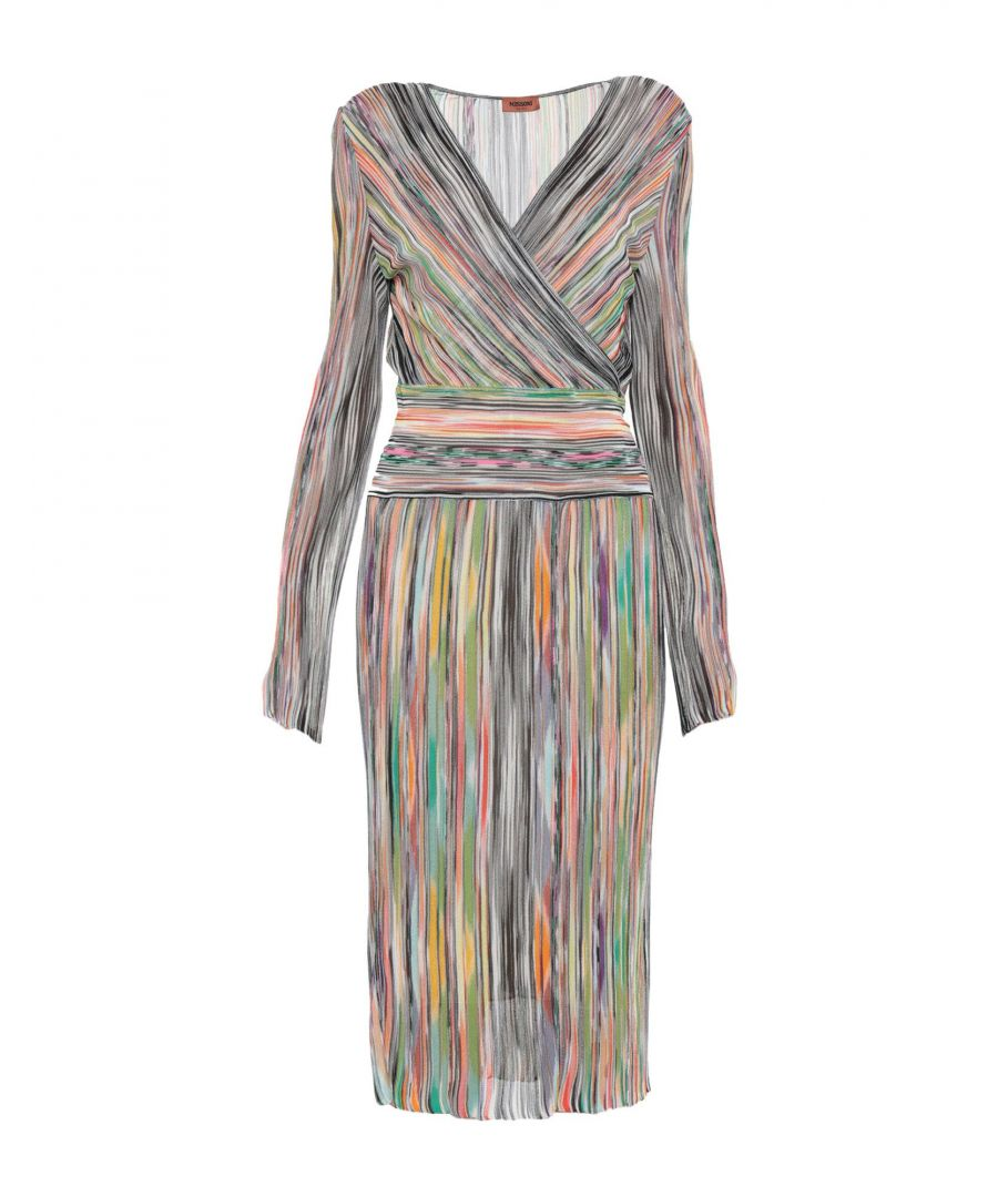 Image for DRESSES Missoni Green Woman Rayon