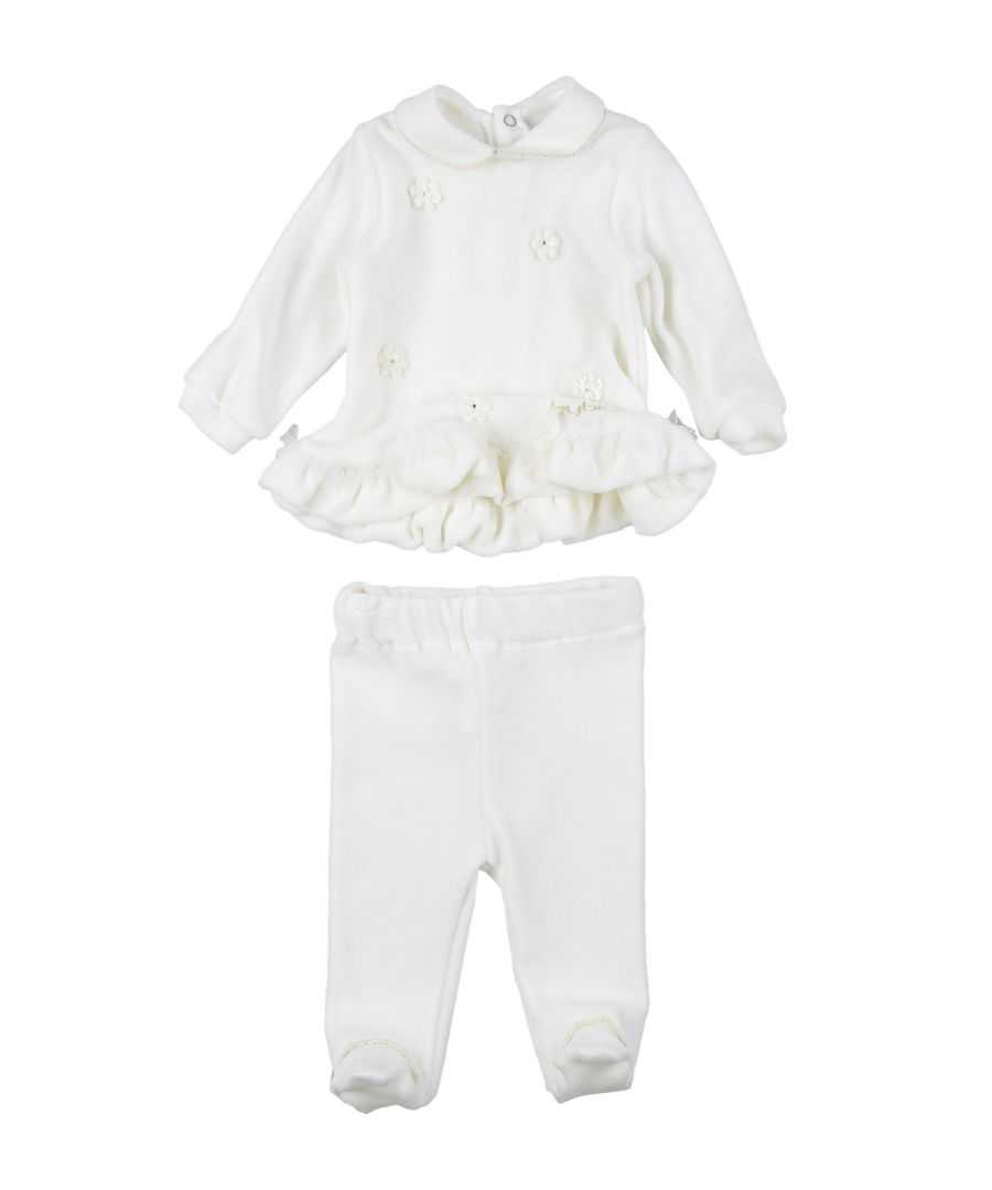 Image for BODYSUITS & SETS Girl Byblos White Cotton