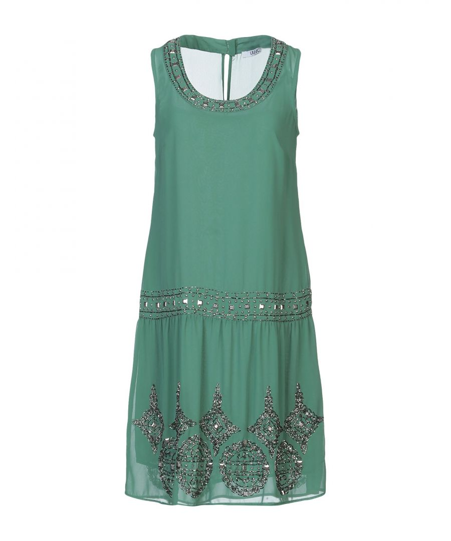 Image for Liu Jo Green Short Dress
