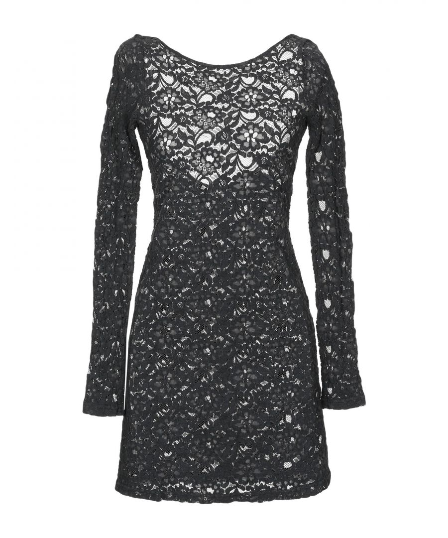 Image for Dress Women's Cycle Black Cotton