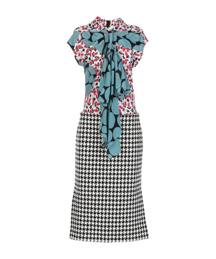 Image for DRESSES Marni Black Woman Virgin Wool