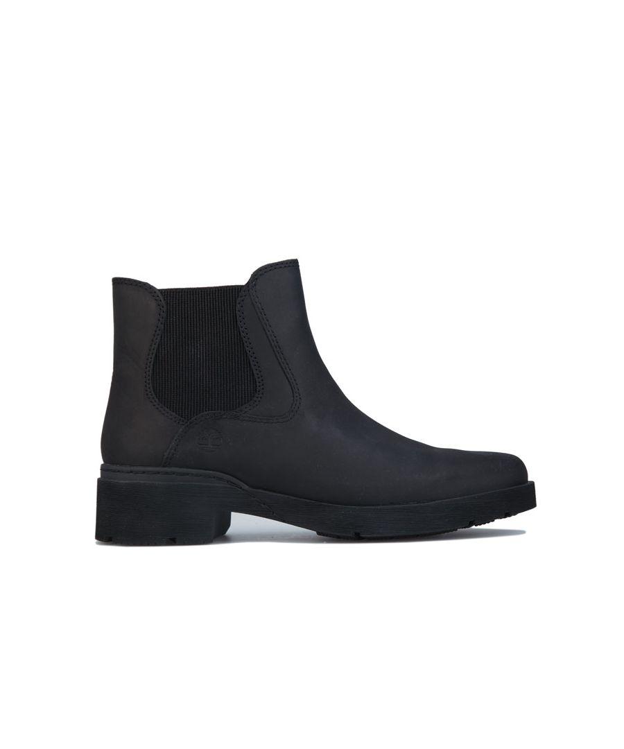 Image for Women's Timberland Graceyn Chelsea Boots in Black