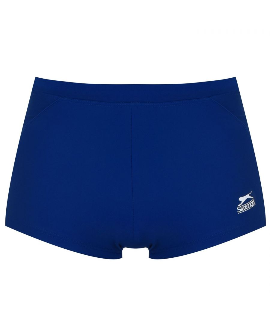 Image for Slazenger Mens Swim Boxer Swimming Shorts Bottoms Swimwear Beachwear