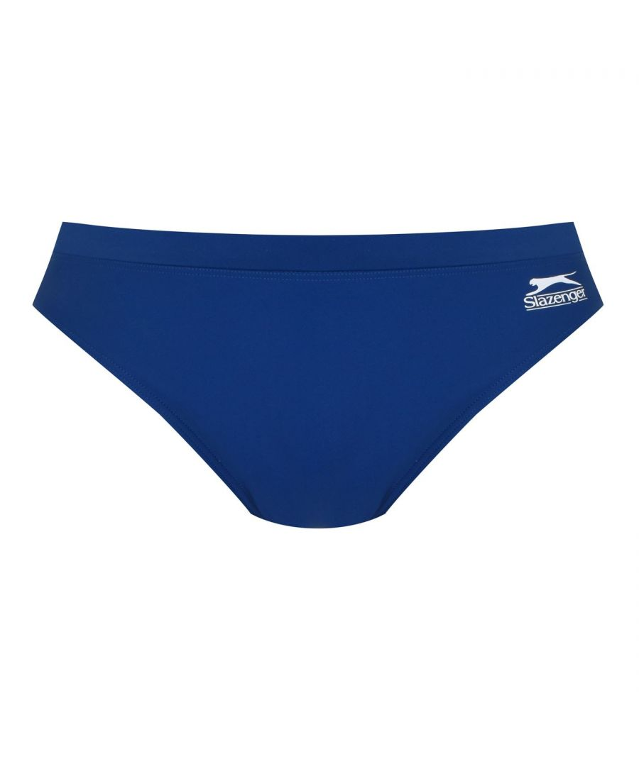 Image for Slazenger Mens Basic Brief Swimming Briefs Bottoms Swimwear Beachwear Sea Pool