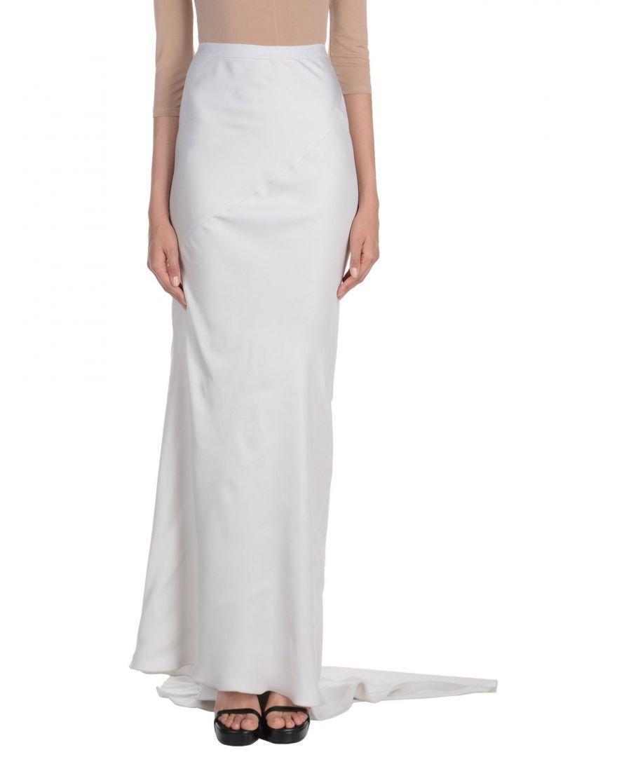 Image for SKIRTS Gareth Pugh Light grey Woman Silk