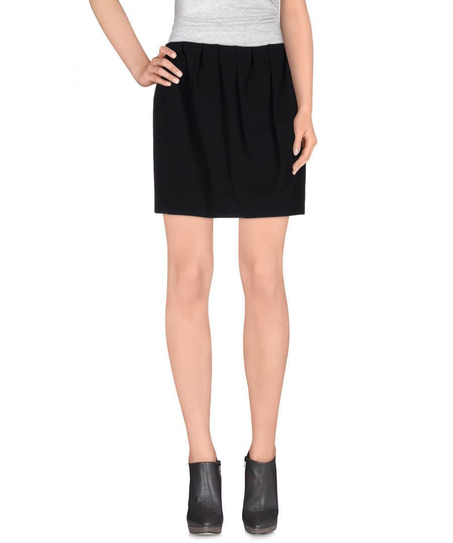 Image for Just Cavalli Black Short Skirt