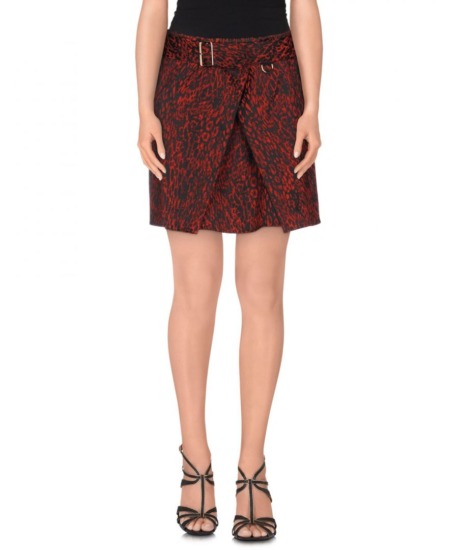 Image for SKIRTS Atos Lombardini Red Woman Polyester