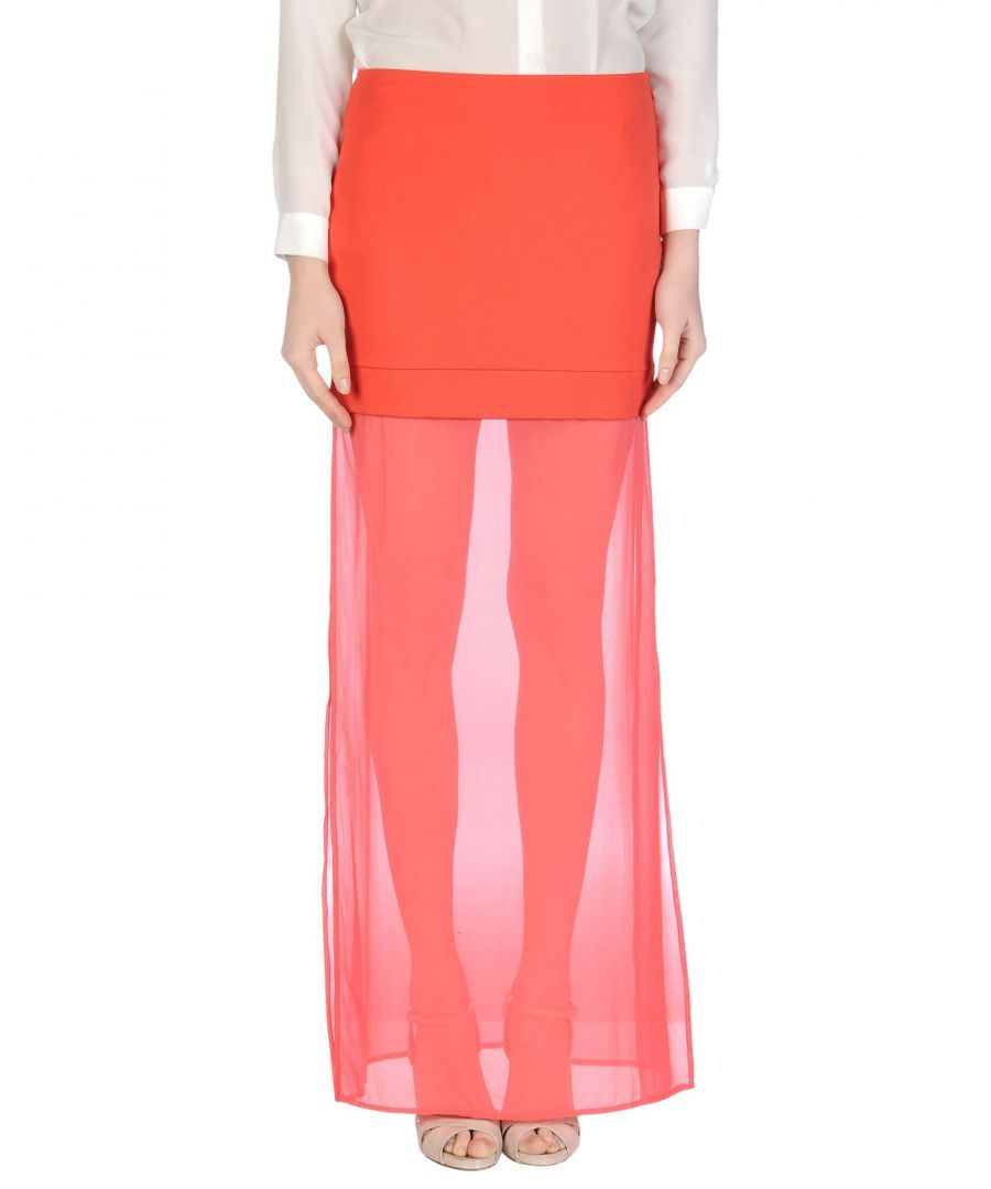 Image for SKIRTS Dkny Red Woman Viscose