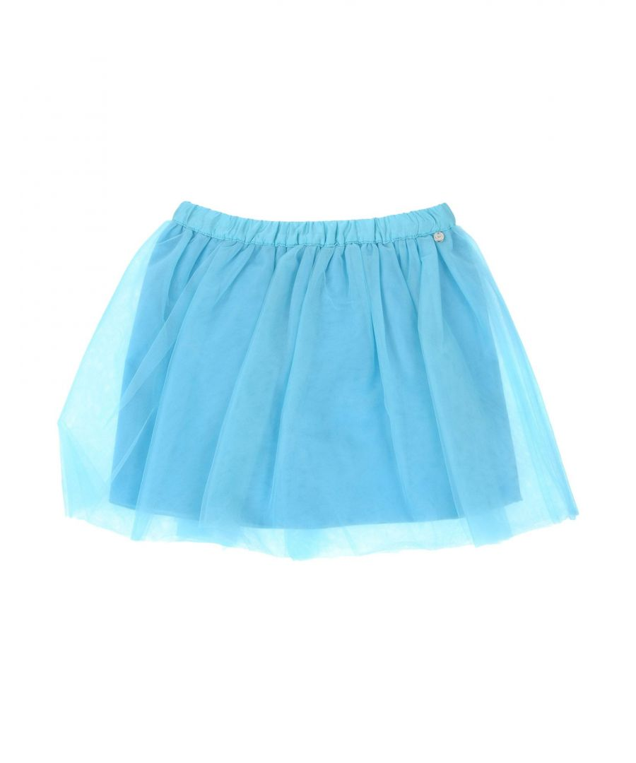 Image for SKIRTS Microbe By Miss Grant Turquoise Girl Polyester