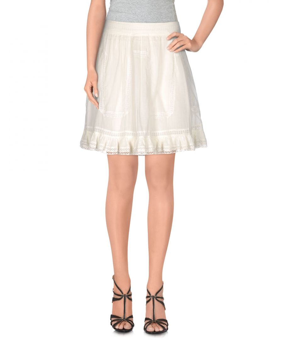 Image for SKIRTS Polo Ralph Lauren Ivory Woman Cotton