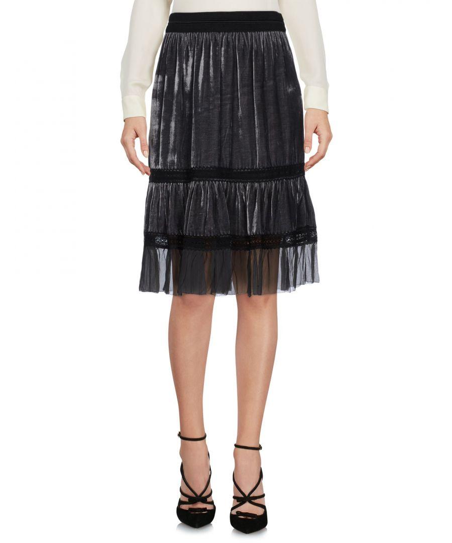 Image for Elie Tahari Lead Knee Length Skirt