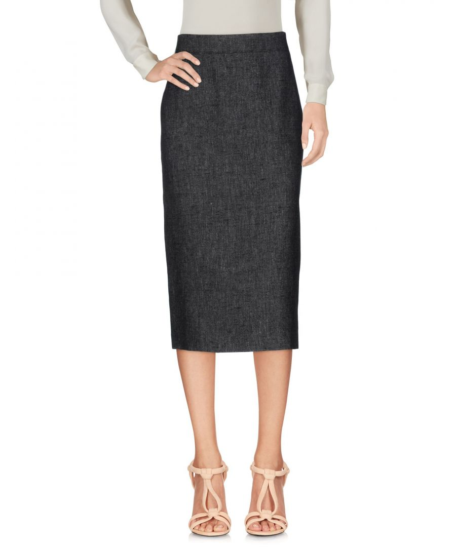 Image for SKIRTS Dkny Black Woman Linen