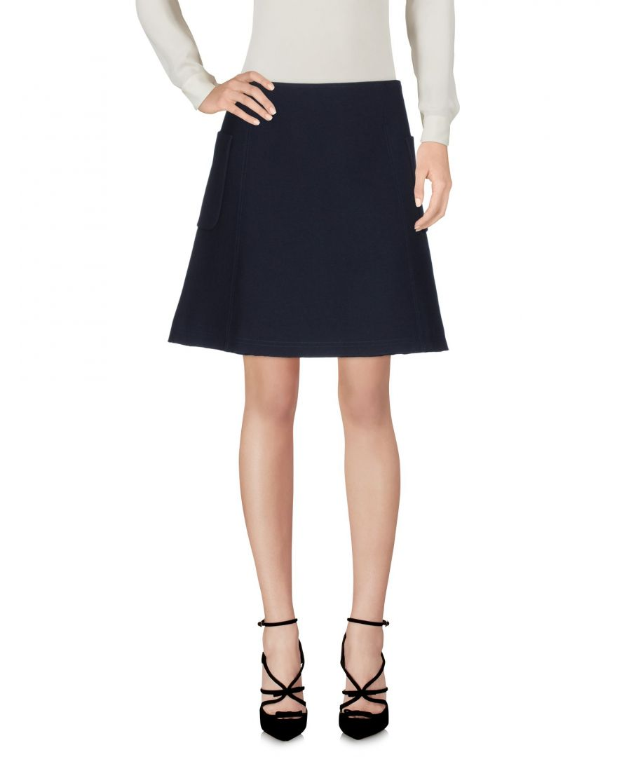 Image for Wood Wood Dark Blue Cotton Skirt