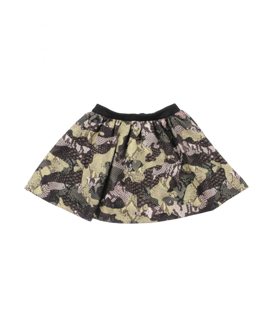Image for SKIRTS Msgm Military green Girl Polyester