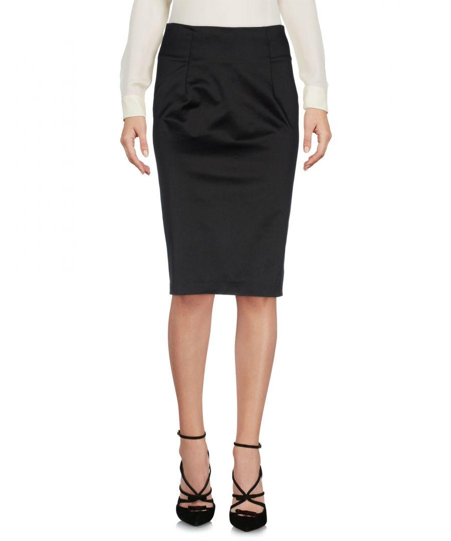 Image for Annarita N Black Skirt