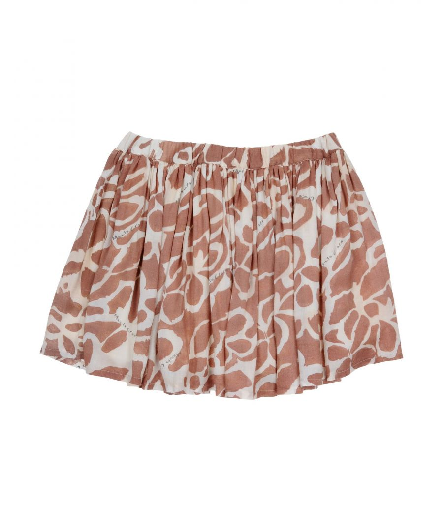 Image for SKIRTS Manila Grace Pale pink Girl Viscose