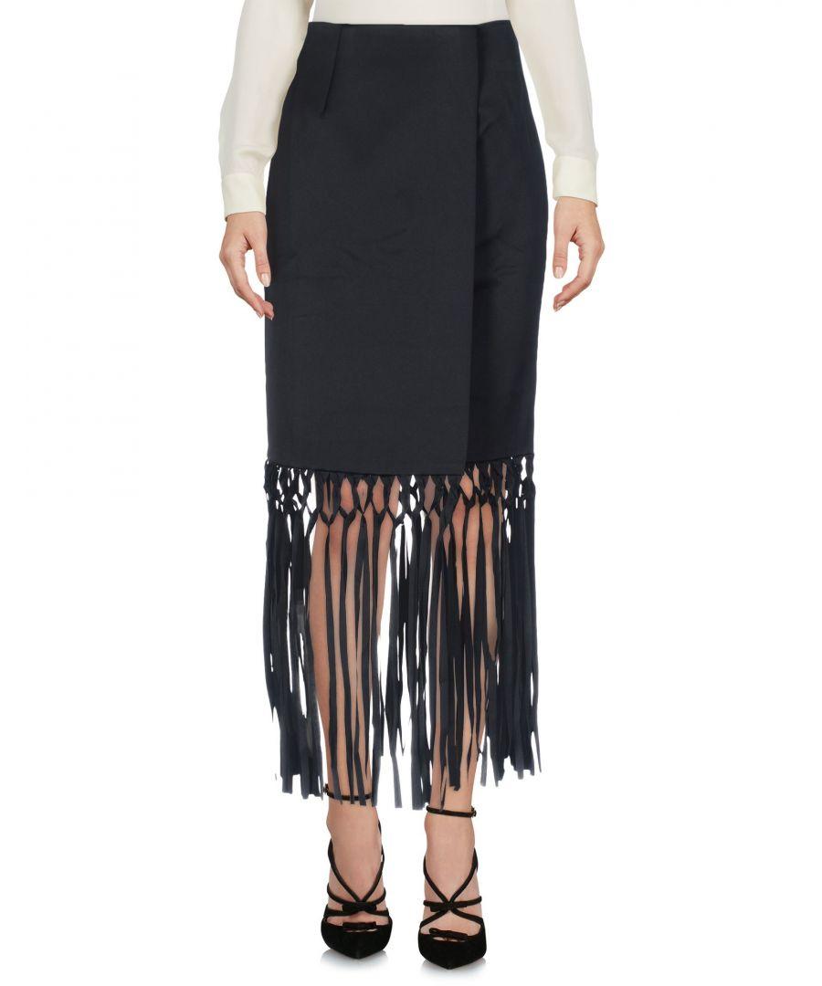 Image for Keepsake� Black Fringed Skirt